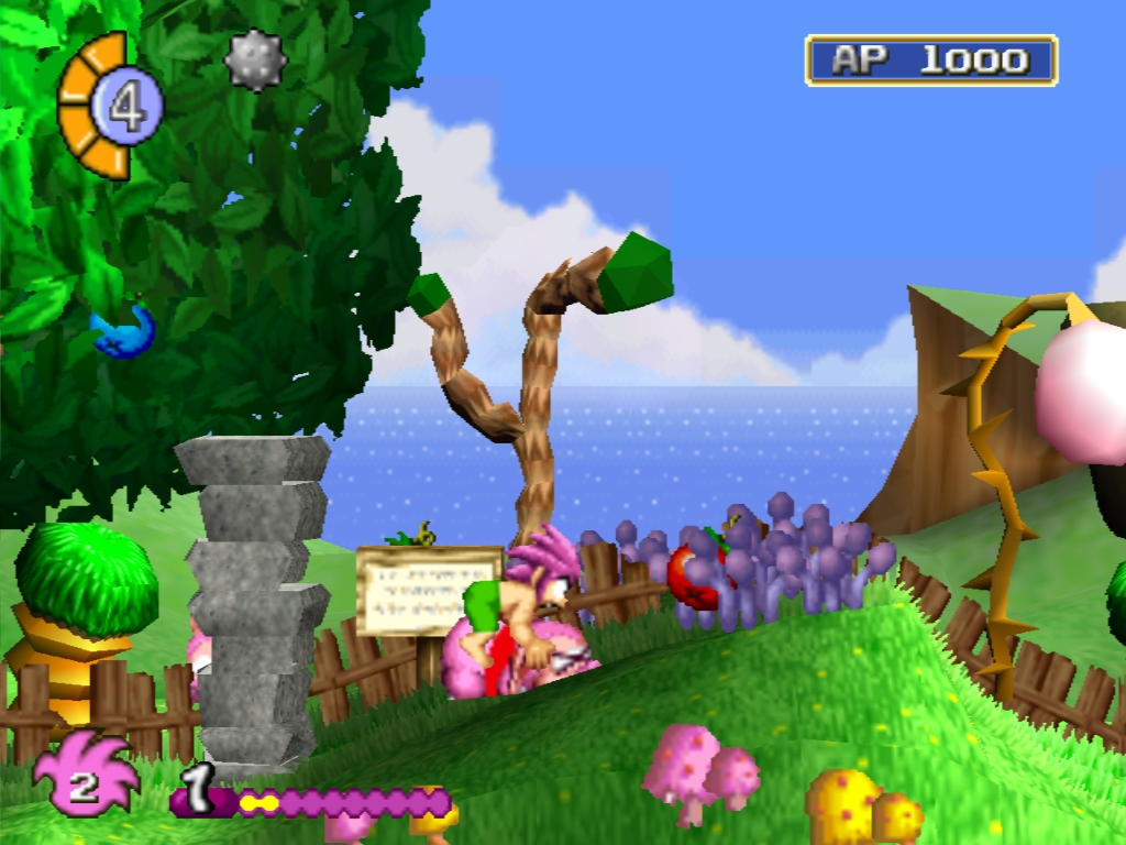 game petualangan ps 1 terbaik Tomba